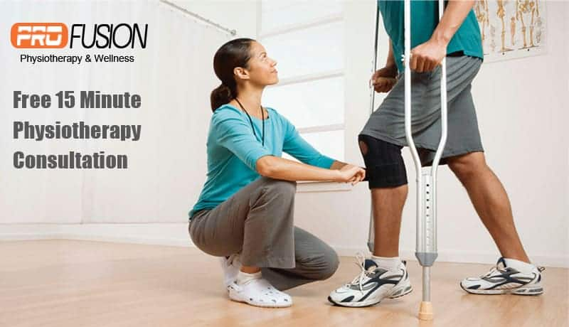 free physiotherapy consultation