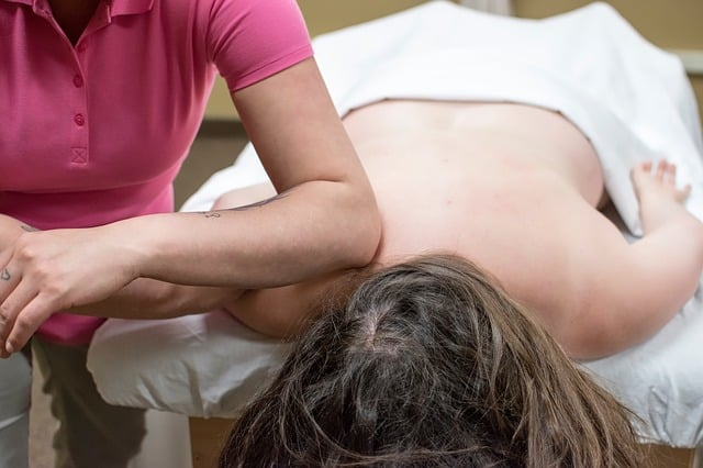 deep tissue massage RMT
