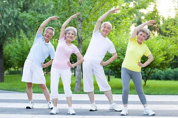 Physiotherapy The Answer to Fall Prevention in Seniors