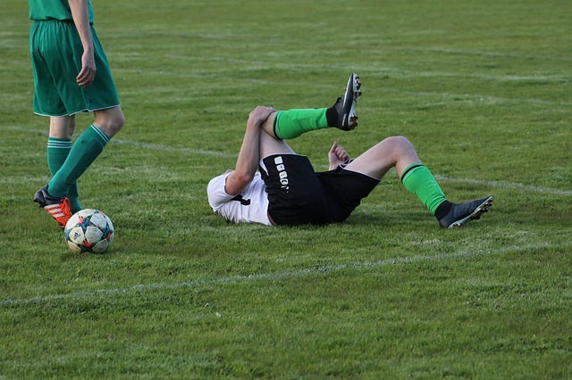 sports injury soccer and physiotherapy