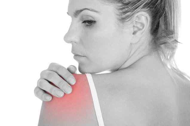 shoulder pain physio