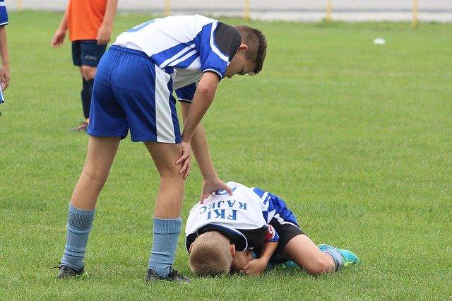 sports injury in soccer