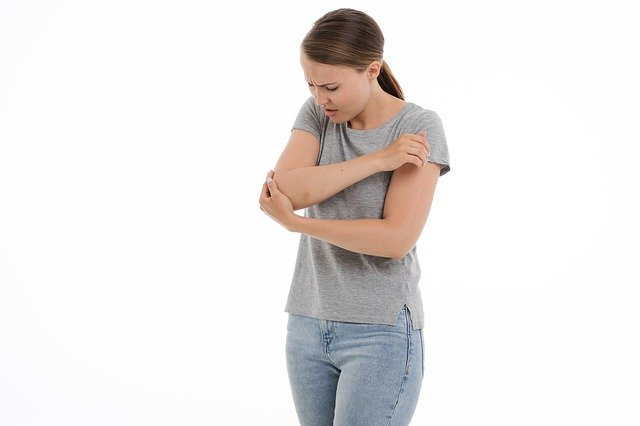 tennis elbow condition